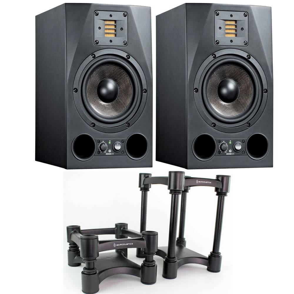 IsoAcoustics Stands for Speakers & Studio Monitors