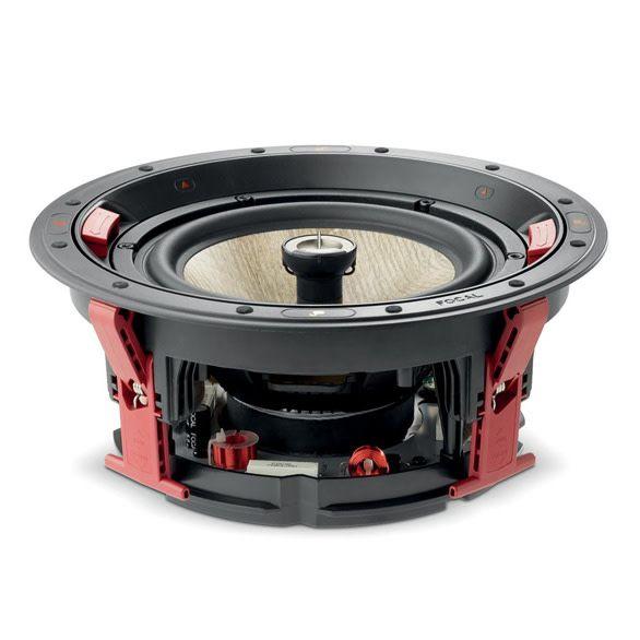 "Focal  8"" Flax In-Wall/In-Ceiling Loudspeaker, 300 ICW 8"