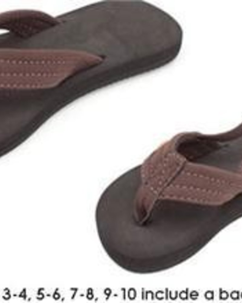 Rainbow Sandals Rainbow Kids GromBow