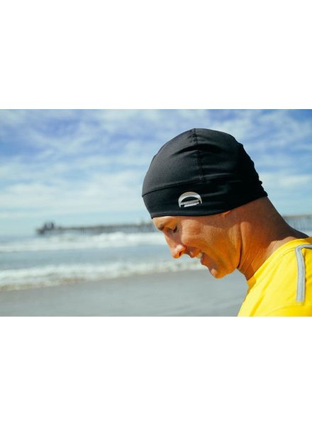 Chrome Dome Swim-Bike-Run Cap