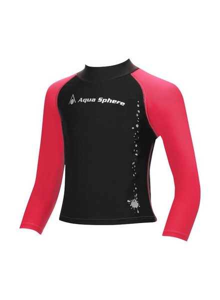 Aqua Sphere Youth Rashguard