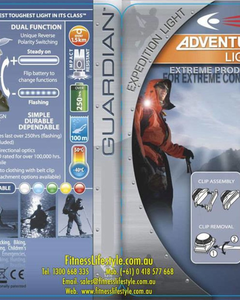 Expedition LIght