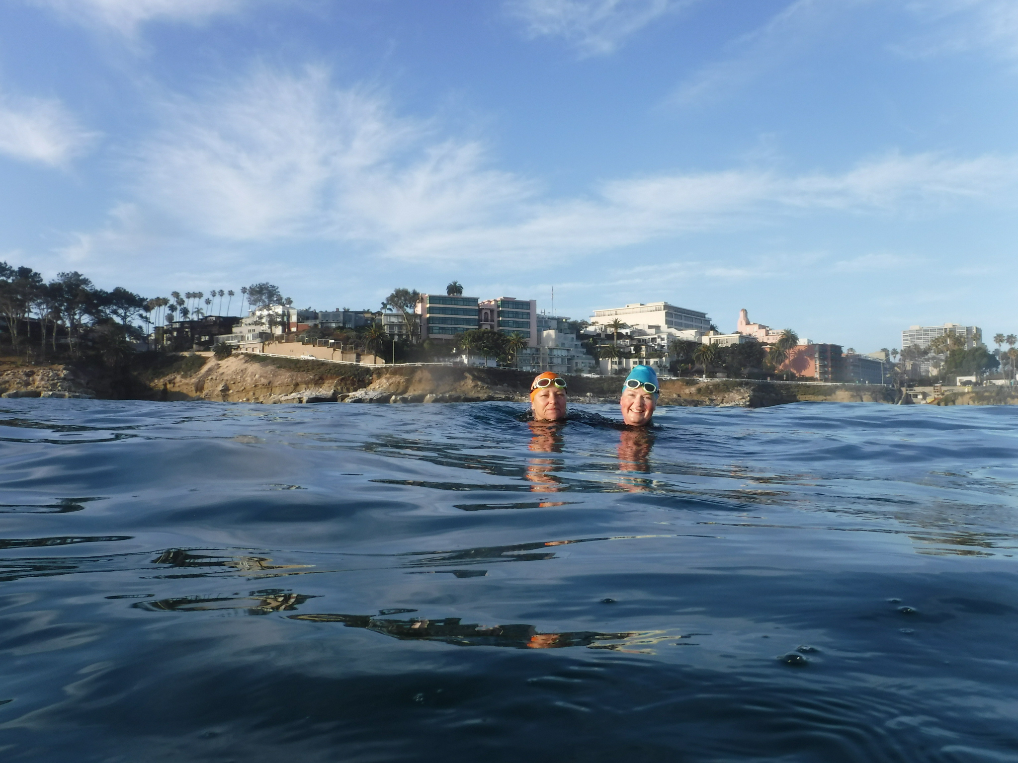 FREE Guided Cove Swim