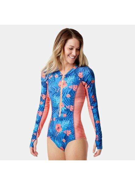 UVSkinz W L/S Swimsuit