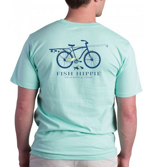 FH Fishing Bike SS T-Shirt