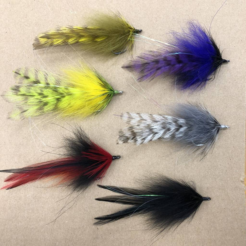 TAC Custom Flies- B.C. Streamer Medium