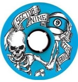 Skate Sector 9 Race 77mm Blue