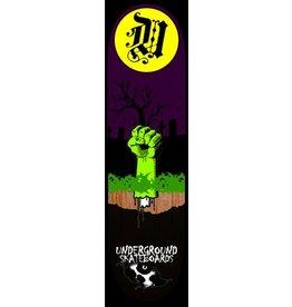 Skate Underground Zombie Fist 7.75 Deck
