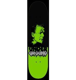 Skate Underground FRANKENDECK 8.5 Deck Black/Green