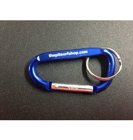PIT Clothing PIT Small Carabiner Keychain
