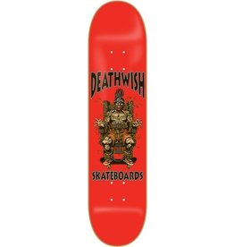 Skate Deathwish Chair Deck 8.12 RED