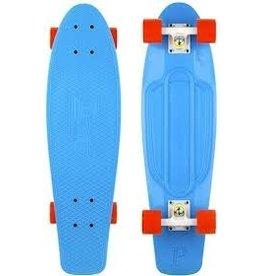 Skate Penny Skateboard Nickel Blue Complete