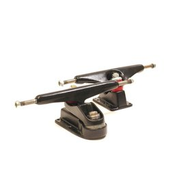 Skate Carver C7 Truck Set Black Power Coat