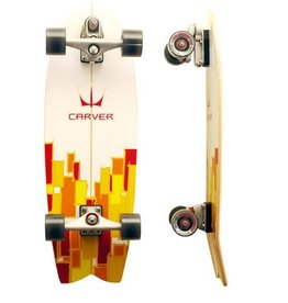 "Skate Carver 29"" Swallow C7 Complete"