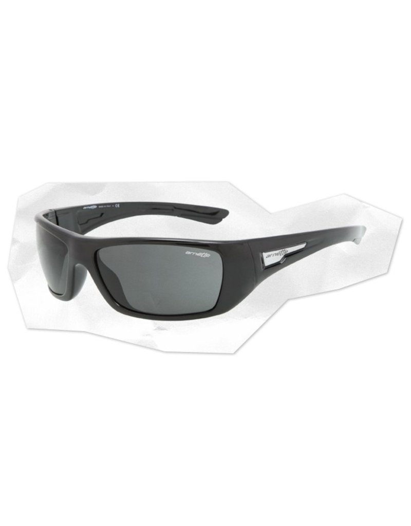 Arnette Stick Up Gloss Black Polarized