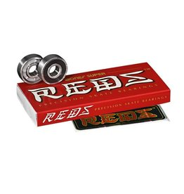Skate Bones Super Reds Bearings