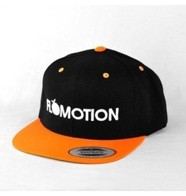 Flomotion Flomotion Logo Snapback (Neon Orange)