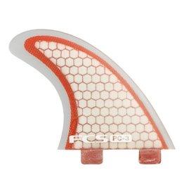 FCS FCS PC-3 Tri Set Small Thrusters Surfboard Fins