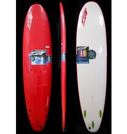 "FCS Softech Softboard 8'0"" Red"