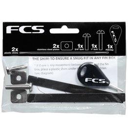 FCS Longboard Spare Parts Kit