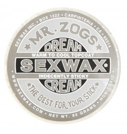 RDI Sex Wax Dream Cream Wax Warm to Cold Topcoat