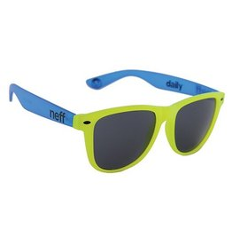 Neff Daily Shades Yellow Blue