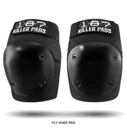 Skate 187 Fly Knee Pads Medium Black