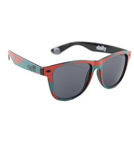 Neff Daily Shades Teal/Red
