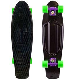 Skate Penny Skateboard Nickel Black Complete
