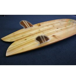 Used Surfboards Alhers Retro Wood Fish Consignment<br />