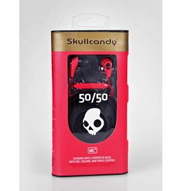 Skull Candy Skull Candy 50/50 Red