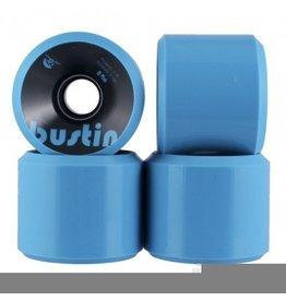 Skate Bustin Boca 70mm 84a Blue