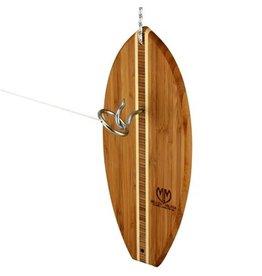 Mellow Militia Tiki Toss Original Surf Edition Game