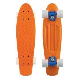 Skate Penny Skateboard Orange Complete
