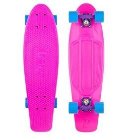 Skate Penny Skateboard Nickel Pink Complete