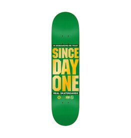 Skate Real Since Day One Goldbar Deck 8.25