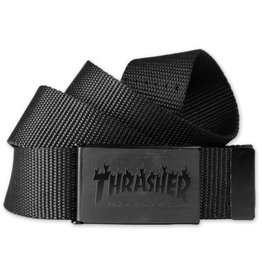 Skate Thrasher Flame Web Belt