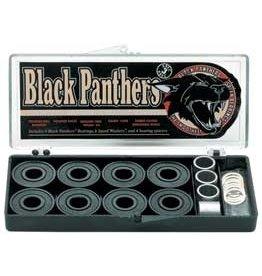 Skate Black Panther Bearings