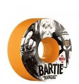 Bones  Bartie Ranga 53mm STF Orange