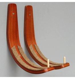 RDI Hawaiian Single Gun Rack Brunette