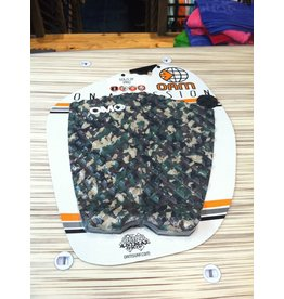 On a Mission OAM Solo 2F Pro Camo Surfboard Traction Pad