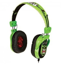 Skull Candy Skullcandy Agent Over Ear Roskopp