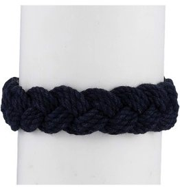 World End Imports Black Sailor Surfer Knot Bracelet Jewelry