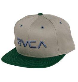 RVCA RVCA Snapback Twill ARF