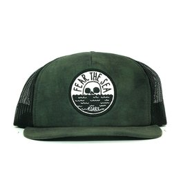 Roark Roark Fear The Sea Hat Olive