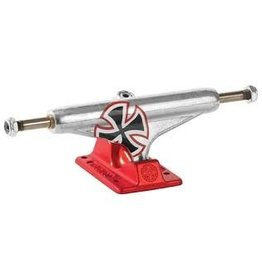Skate 149 Stage 10.5 Forged Hollow Solo Cross Silver Red Trucks Standard Independent