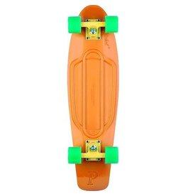 Skate Penny Skateboard Nickel Orange Complete