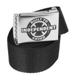 Skate Independent  BTG Ring Web Belt Black