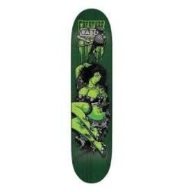 Skate Team Babes LG Powerply 32.35 in 8.6 in Creature