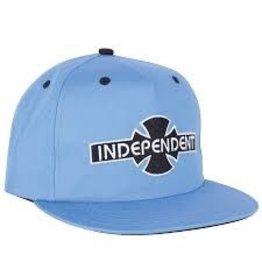 Skate Independent OGBC Twill Hat Blue Adjustable